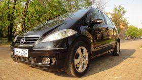Mercedes A 200 CDI Avangarde sprzedam ABS ASR ESP 33500 PLN cena do negocjacji + komplet opon
