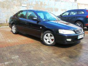Honda Accord Hatchback sprzedam czarny nieuszkodzony 14499 PLN cena do negocjacji przyciemniane szyby