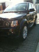 Land Rover Range Rover Sport sprzedam czarny kupiony w polskim salonie 242000 PLN cena do negocjacji we Wrocławiu