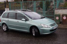 Peugeot 307 SW sprzedam diesel nieuszkodzony 14900 PLN cena do negocjacji Welurowa w Grudziądzu