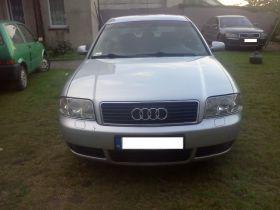 Audi A6 1.9 l 1.9 TDI diesel 5-drzwiowy z małym przebiegiem 17500 PLN 110 KM ABS w Katowicach