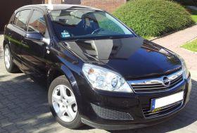 Opel Astra Hatchback czarny pierwszy właściciel ABS ASR ESP 90 KM 41000 PLN cena do negocjacji