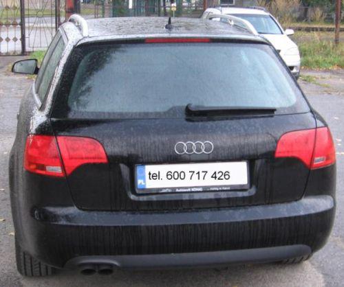 Audi A4 1.9 L Sprzedam Czarny 39000 PLN Cena Do Negocjacji