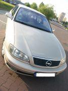 Opel Omega Sedan złoty alufelgi diesel ABS ESP nieuszkodzony 11500 PLN cena do negocjacji Poznań