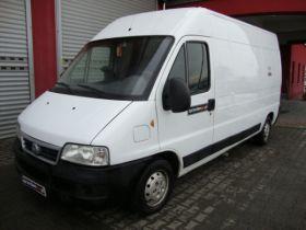 Fiat Ducato sprzedam biały sprowadzony z alarmem ABS 16200 PLN cena do negocjacji Bus Nowy Sącz