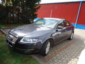 Audi A6 3.0 TDI sprzedam szary 232 KM diesel z klimatyzacją 69500 PLN cena do negocjacji w Rumi