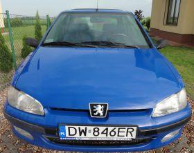 Peugeot 106 sprzedam 4500 PLN cena do negocjacji z małym przebiegiem kupiony w polskim salonie Smolec
