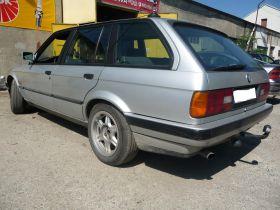 BMW 318 1.8 l benzyna sprzedam benzyna + LPG komplet dokumentów z instalacja gazową z szyberdachem