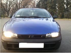 Fiat Bravo Hatchback sprzedam benzyna + LPG sprowadzony 2800 PLN na gaz nieuszkodzony w Warszawie