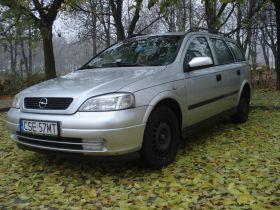 Opel Astra Kombi sprzedam z małym przebiegiem diesel 9900 PLN cena do negocjacji ABS Sępólno Krajeńskie