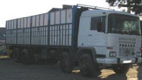 Iveco M D96R1 Wywrotka sprzedam diesel 265 KM nieuszkodzony z małym przebiegiem 1988 r Liniewo