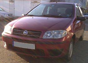 Fiat Punto Hatchback sprzedam bordowy nieuszkodzony benzyna + LPG z małym przebiegiem 10500 PLN Katowice