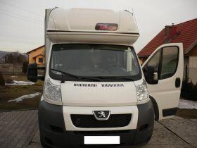 Peugeot Boxer sprzedam pierwszy właściciel 85000 PLN cena do negocjacji diesel 160 KM Bus Bielsko-Biała