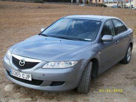 Mazda 6 2.0 l sprzedam z małym przebiegiem 22500 PLN nieuszkodzony Tarnów