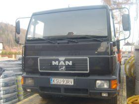 MAN 8-153 4.6 l sprzedam czarny 35000 PLN cena do negocjacji 1994 r nieuszkodzony Zawoja