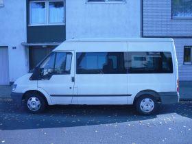 Ford Transit sprzedam biały nieuszkodzony diesel ABS 25000 PLN cena do negocjacji Bus Oleśnica