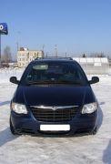 Chrysler Grand Voyager 2005 r sprzedam granatowy 31000 PLN cena do negocjacji z małym przebiegiem