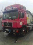 MAN F 90 12.0 l czerwony ABS nieuszkodzony z blokada mostu 29000 PLN cena do negocjacji 400 KM