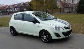 Opel Corsa ENJOY, 1.2 TWINPORT Hatchback sprzedam z alufelgami benzyna nieuszkodzony Warszawa