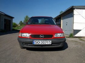 Opel Astra GLS
