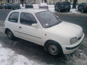Nissan Micra K 11