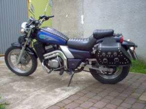 Kawasaki EL Eliminator